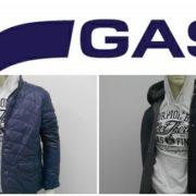 Stock piumini GAS uomo