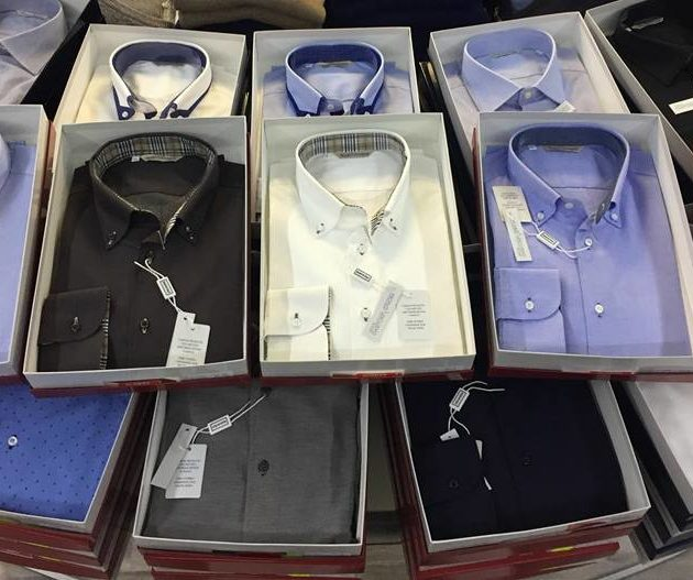 """Camicie uomo MADE IN ITALY – """"TREVISO"""""""