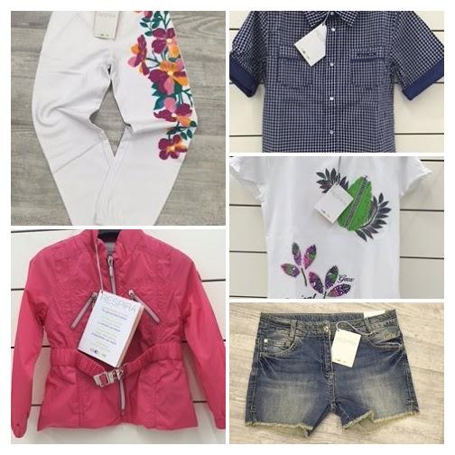 Stock abbigliamento GEOX bambino