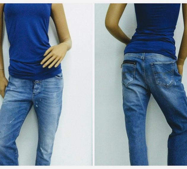 Stock jeans Only e Object
